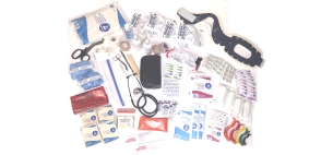 Trauma Kit Contents