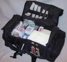 First Responder Kit Contents
